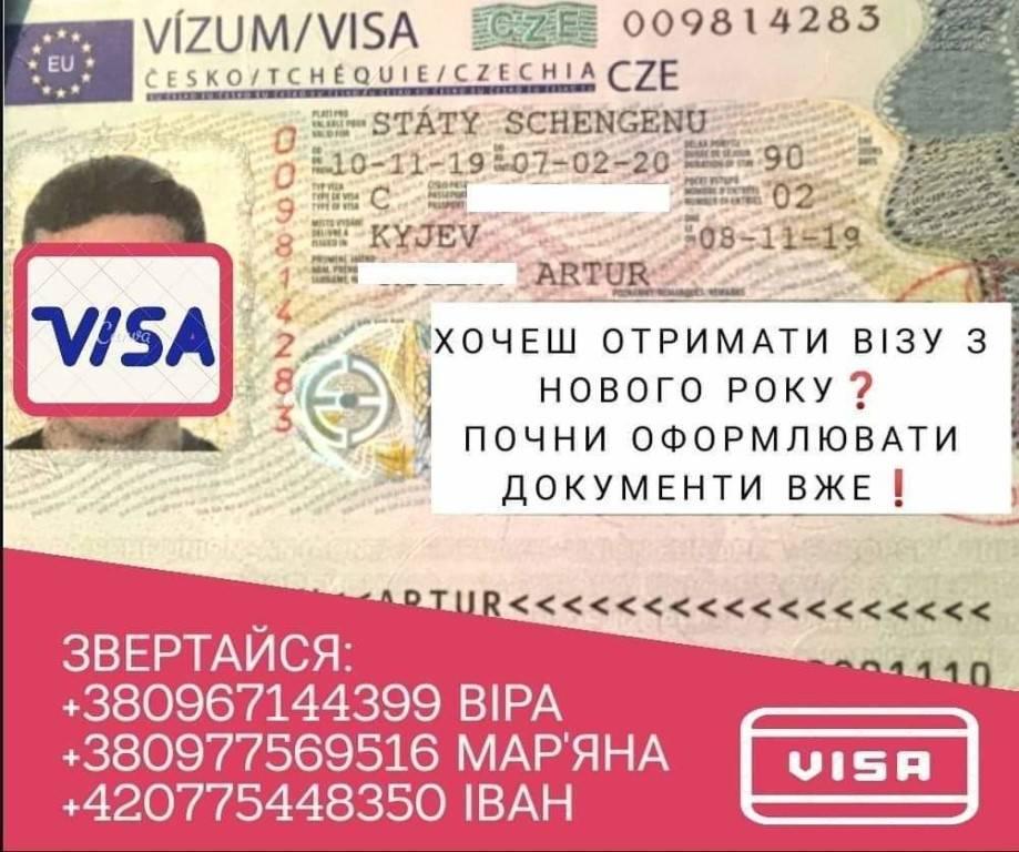 Как получить рабочую визу в польшу и сколько она стоит?