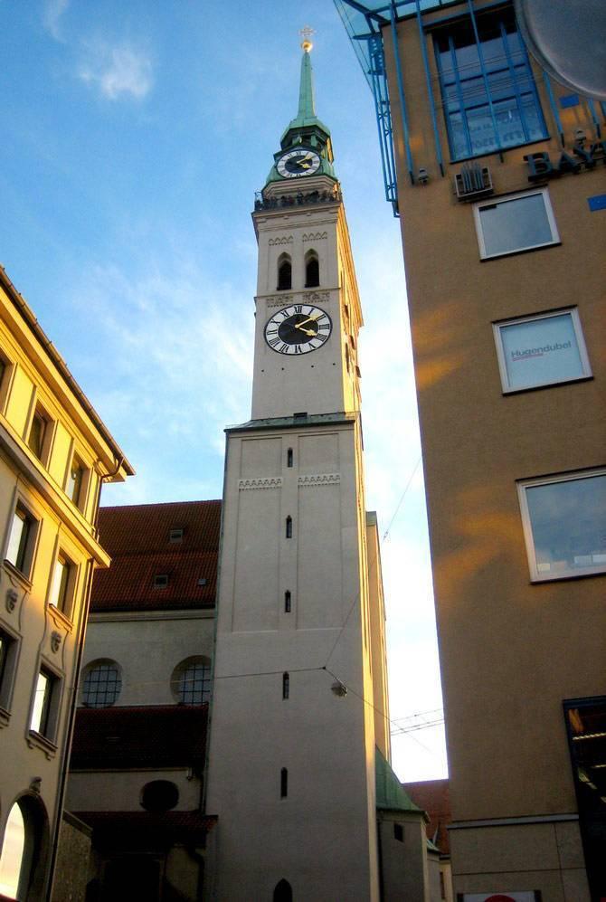 Первое знакомство с мюнхеном — необычные экскурсии в мюнхене