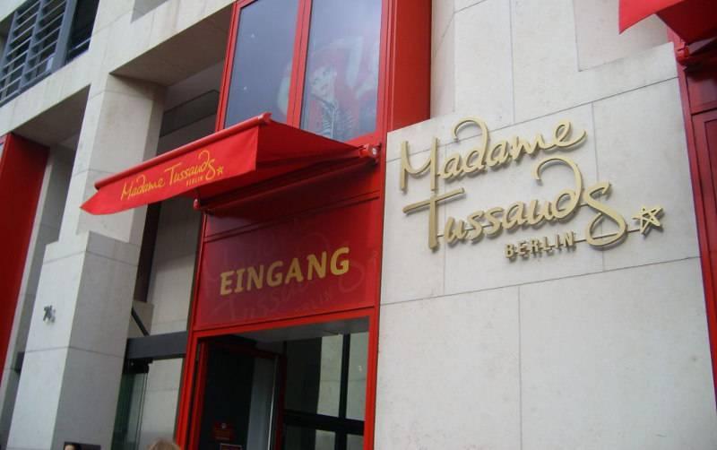 Музей восковых фигур мадам тюссо в берлине