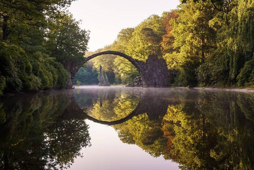 Чертов мост: мистическая легенда о реальном месте