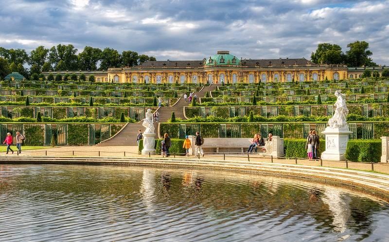 Дворец и парк сан-суси, потсдам. официальный сайт, отзывы, фото, на карте, как добраться на туристер.ру