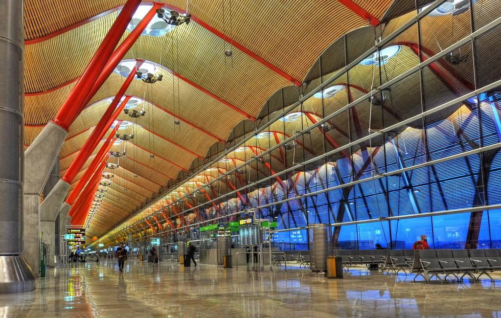Аэропорт в мадриде: описание, расположение, маршруты на карте