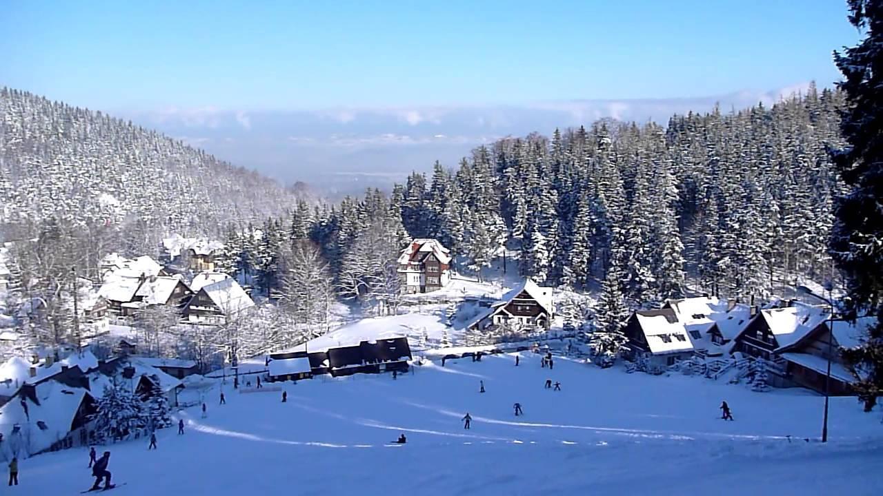 Карпач - бялый яр / karpacz - bialy jar - достопримечательности горнолыжного курорта