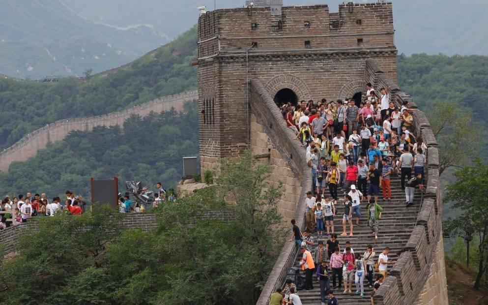 Китайская стена – какой участок выбрать | чайна хайлайтс