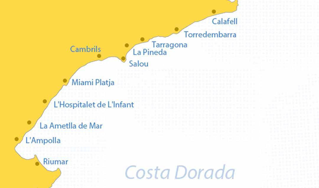 Коста-дорада - всё для туриста