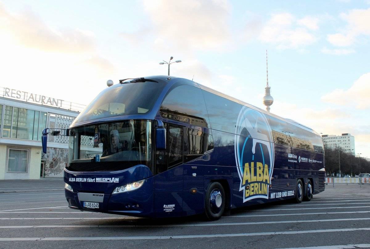 На автобусах по eвропе самостоятельно – личный опыт