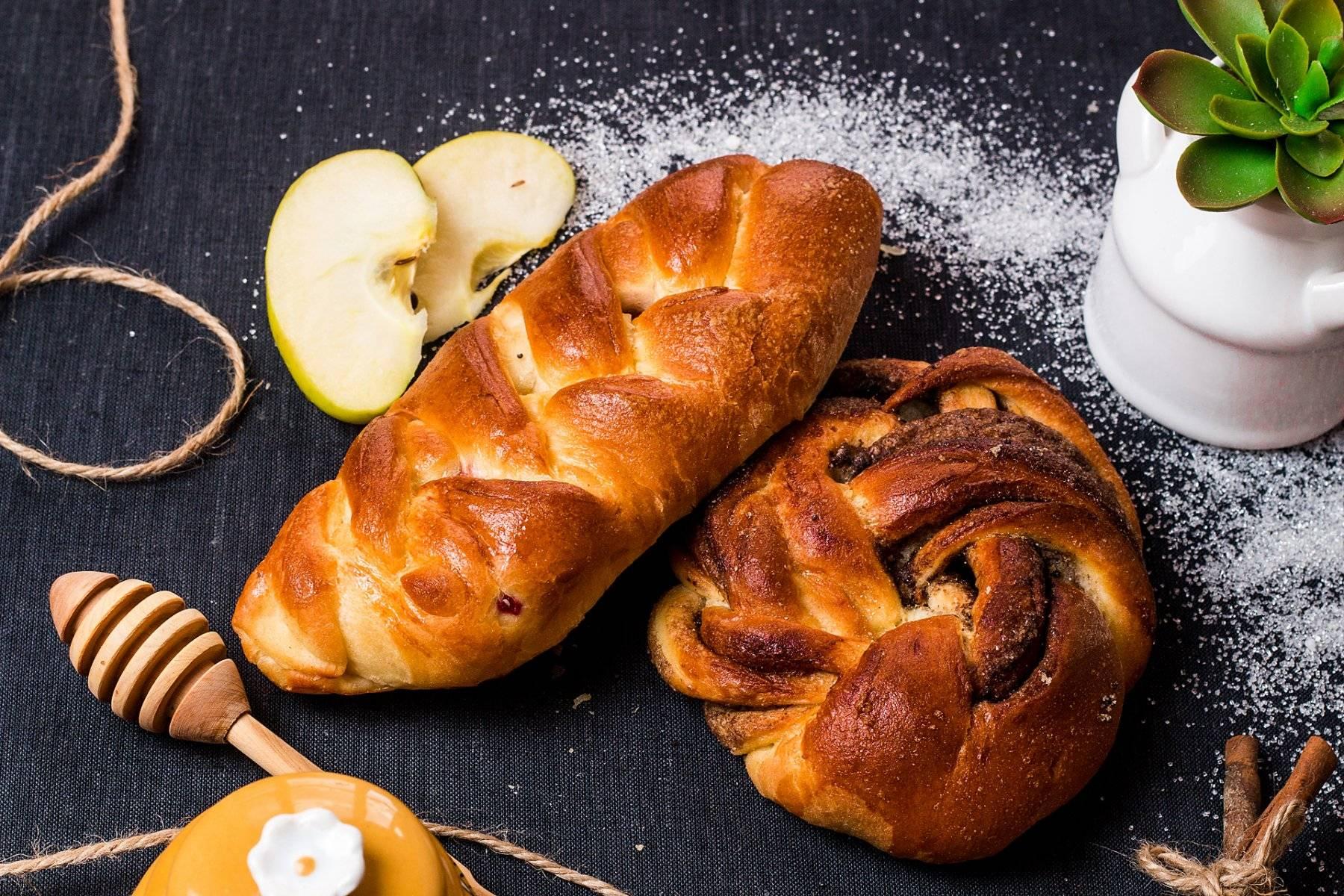 Брецель — немецкий, солёный, традиционный…