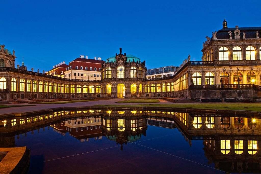 Дрезден, германия: достопримечательности, история города