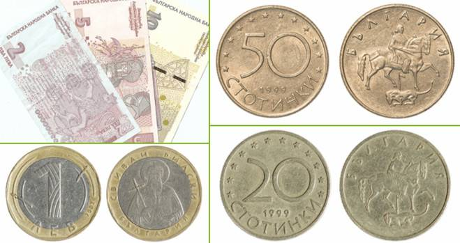 Золотая болгария - какая валюта в болгарии?