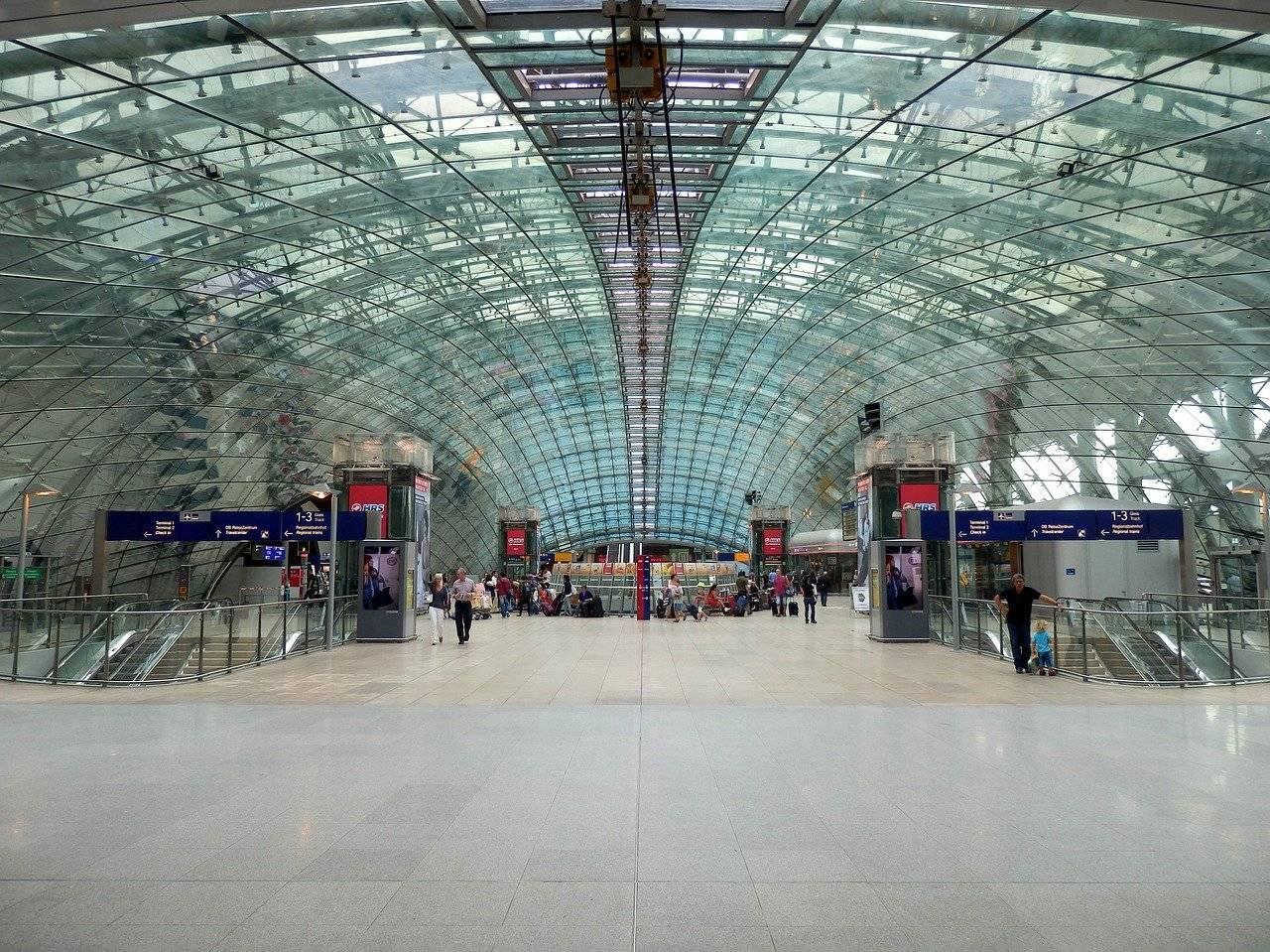 Франкфурт-на-майне (аэропорт)