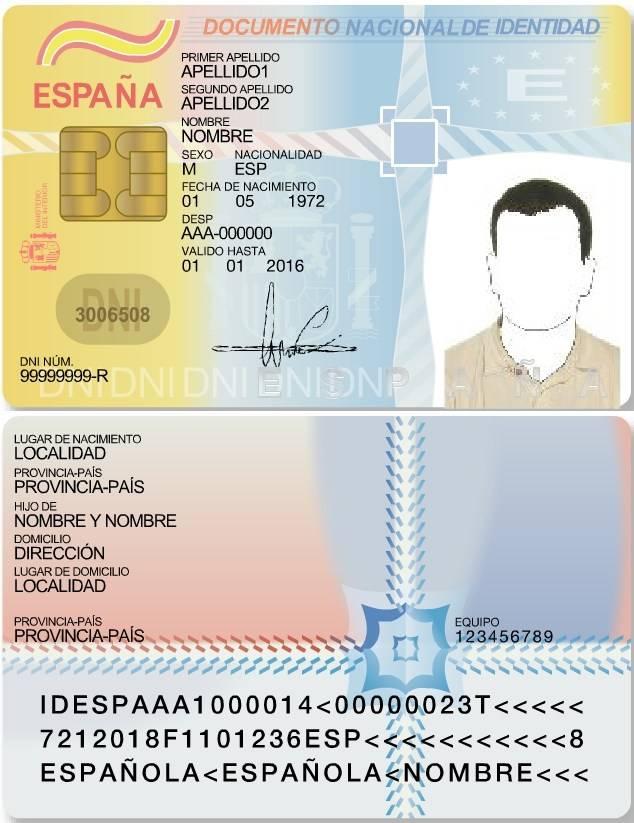 Оформление nie в испании для граждан ес - испания на русском