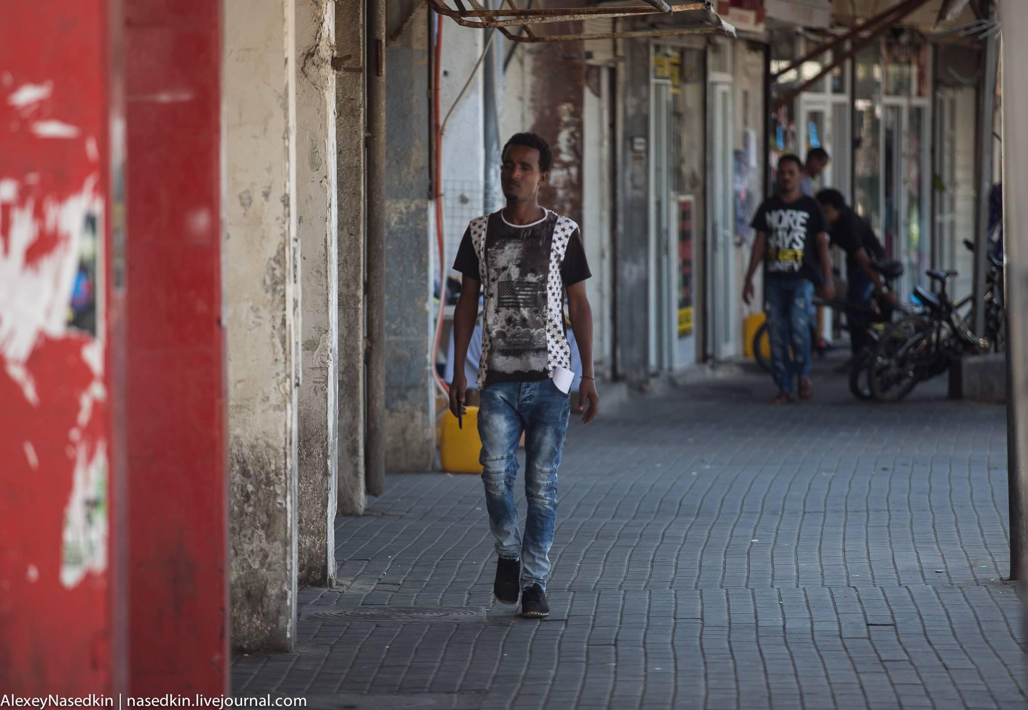 Уровень жизни эмигрантов в израиле