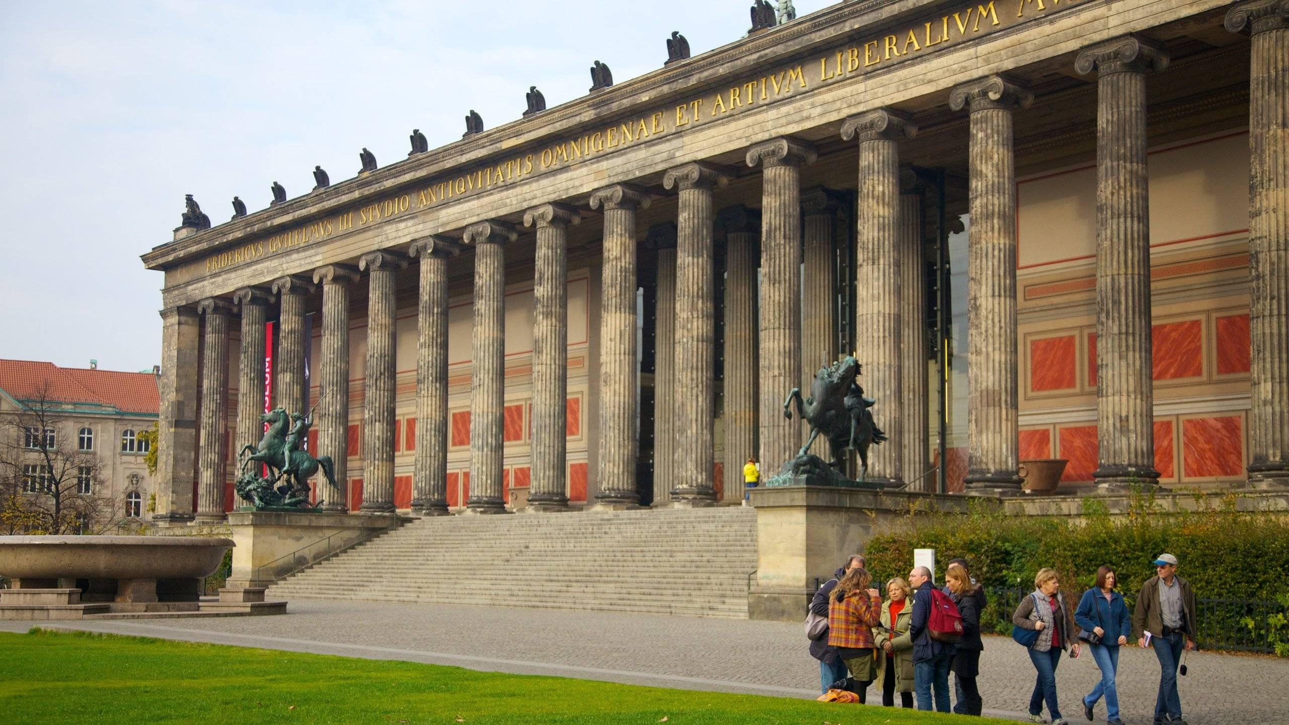 Остров музеев в берлине - всё что нужно о нём знать – так удобно!  traveltu.ru