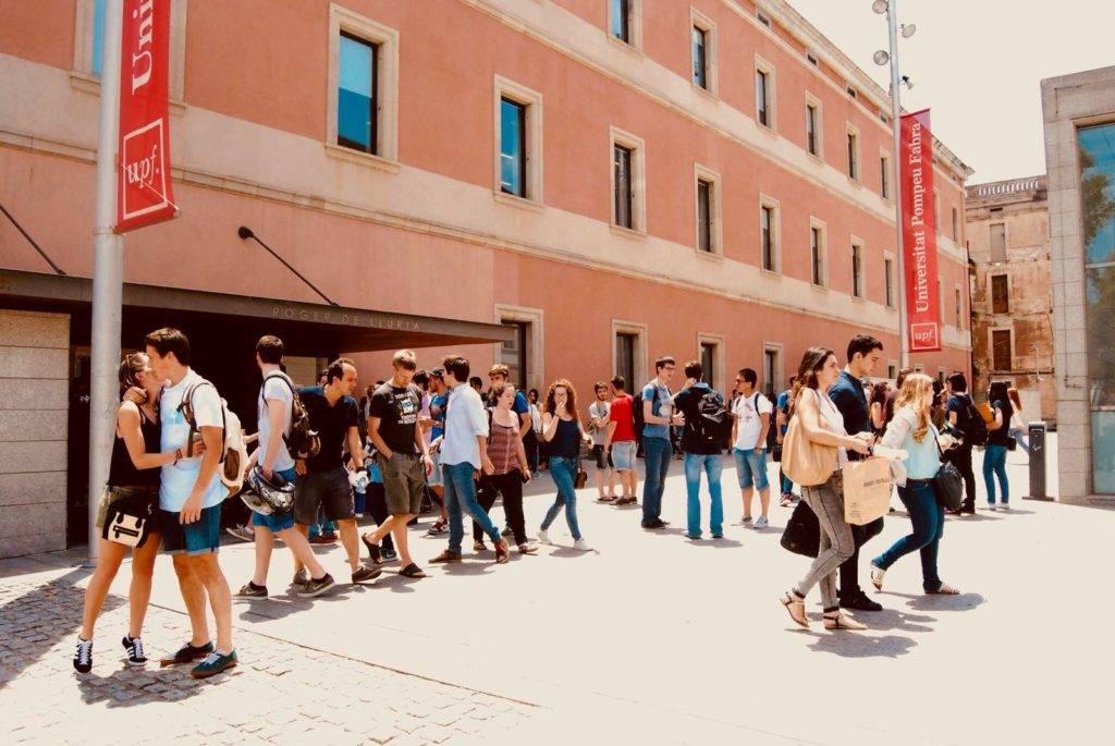 Университеты в каталонии в 2020 году