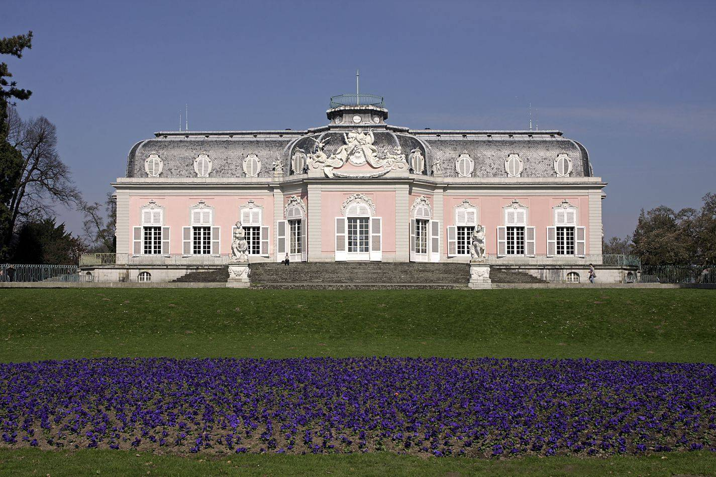 Дворец бенрат — википедия. что такое дворец бенрат