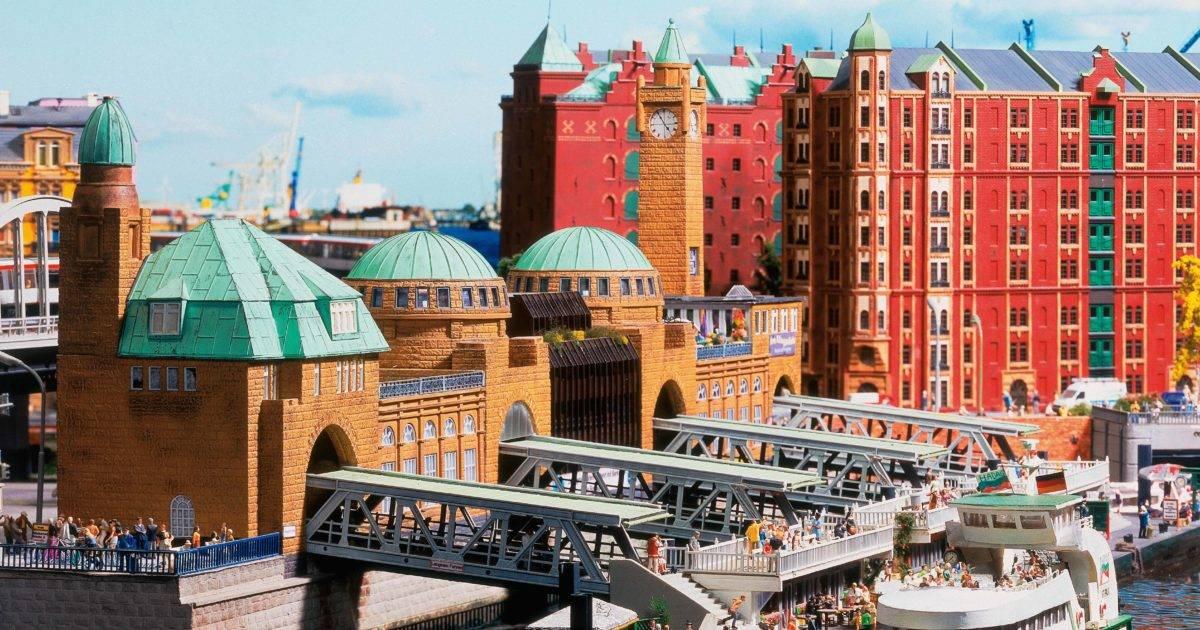 25 самых значимых достопримечательностей гамбурга и что посмотреть за 1 день