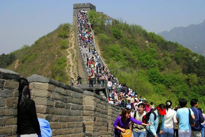 Великая китайская стена (長城)