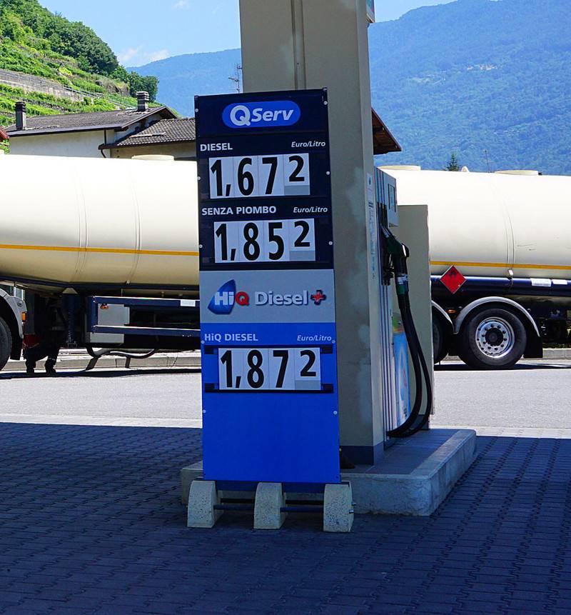 Стоимость автомобильного топлива в германии