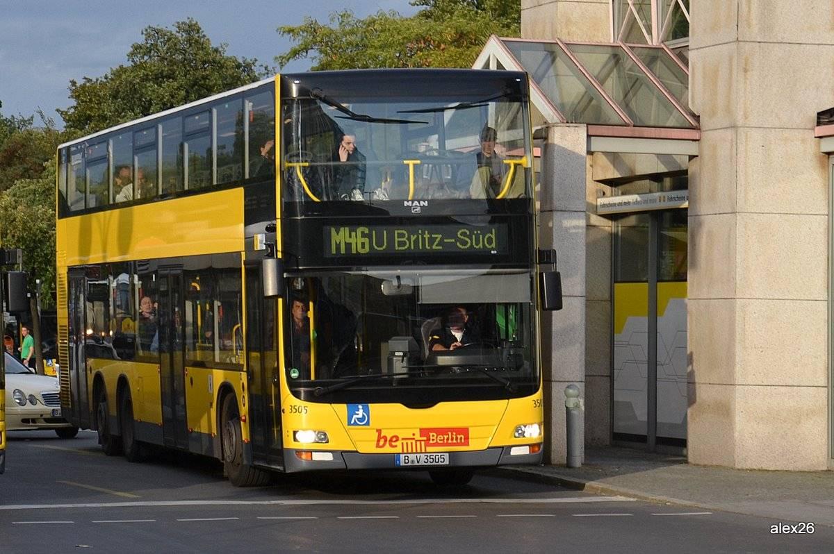 Автобусы в германии - самый пунктуальный транспорт в европе