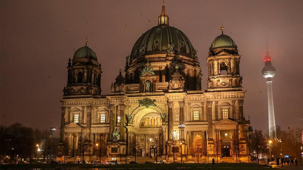 Берлинский кафедральный собор, берлин. отели рядом, фото, видео, высота, стоимость, адрес, как добраться – туристер.ру