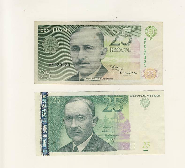 Эстонская крона | financial-helper.ru