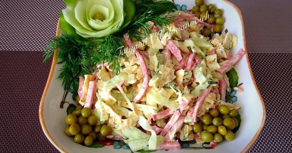 Салат баварский – уникальная многогранность вкусов. «баварский» салат - вкусные и разные рецепты сытной закуски для любого случая салат бавария
