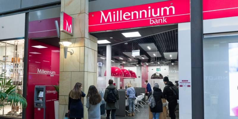 Банк міленіум в польщі: плюси та мінуси