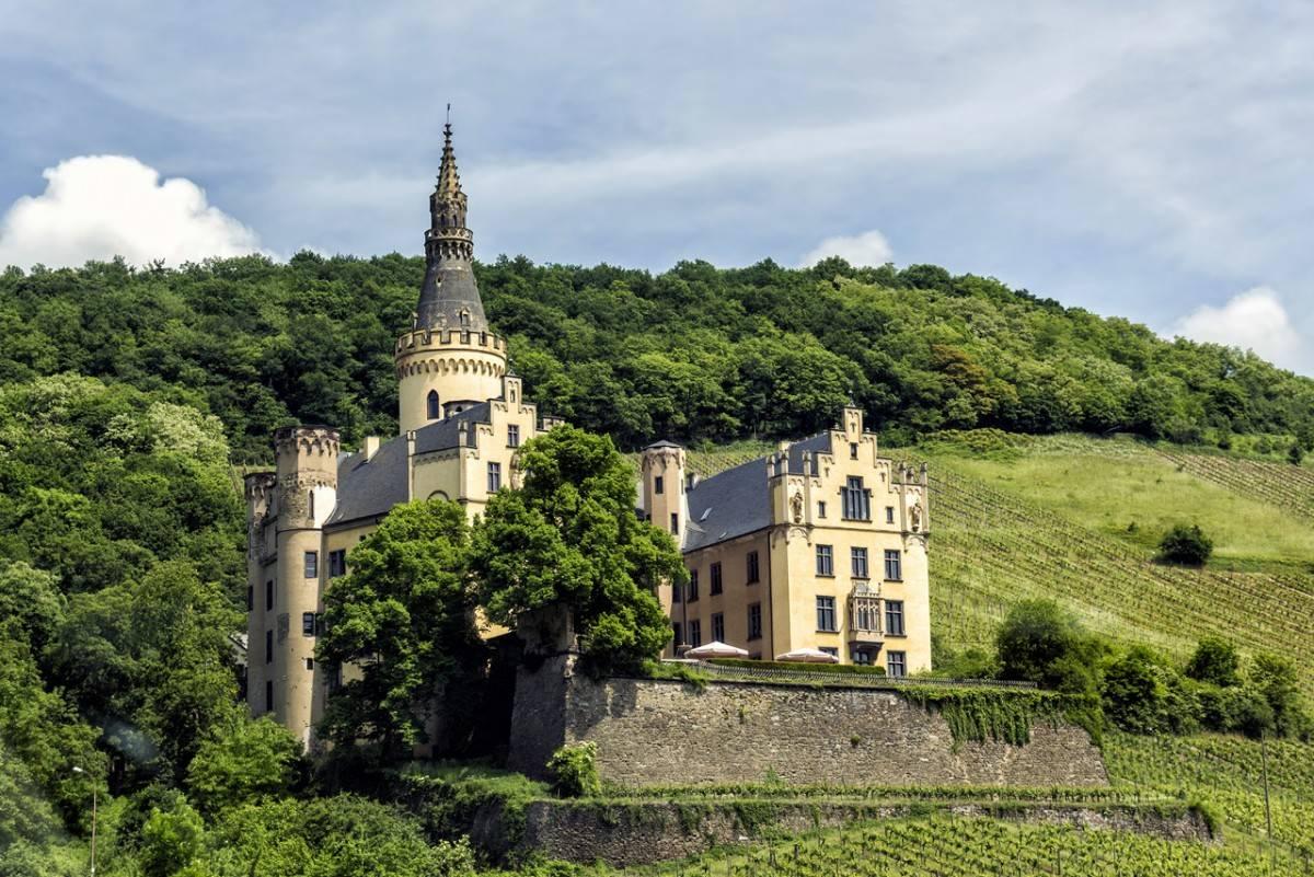 Памятник потерянной любви: замок розенштайн в германии