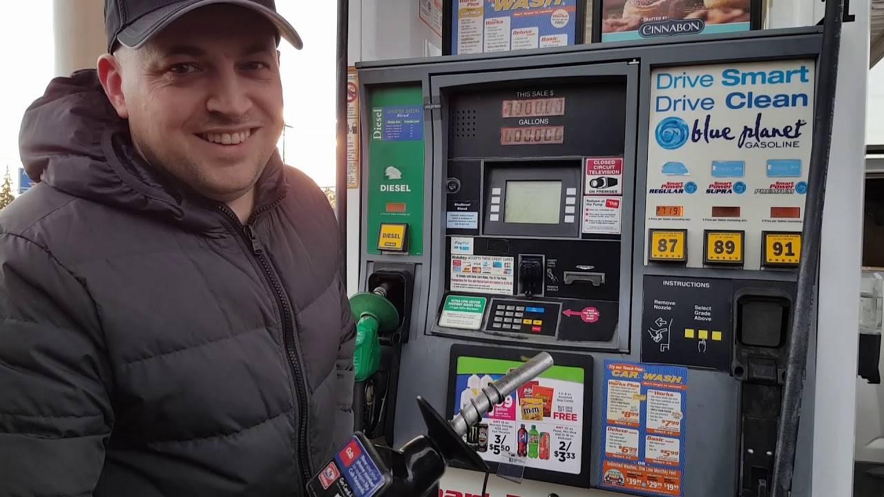 Цены на бензин в мире: сколько стоит топливо в разных странах