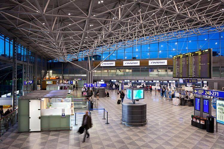 Прибытие, пересадка в аэропорту и вылет | finavia