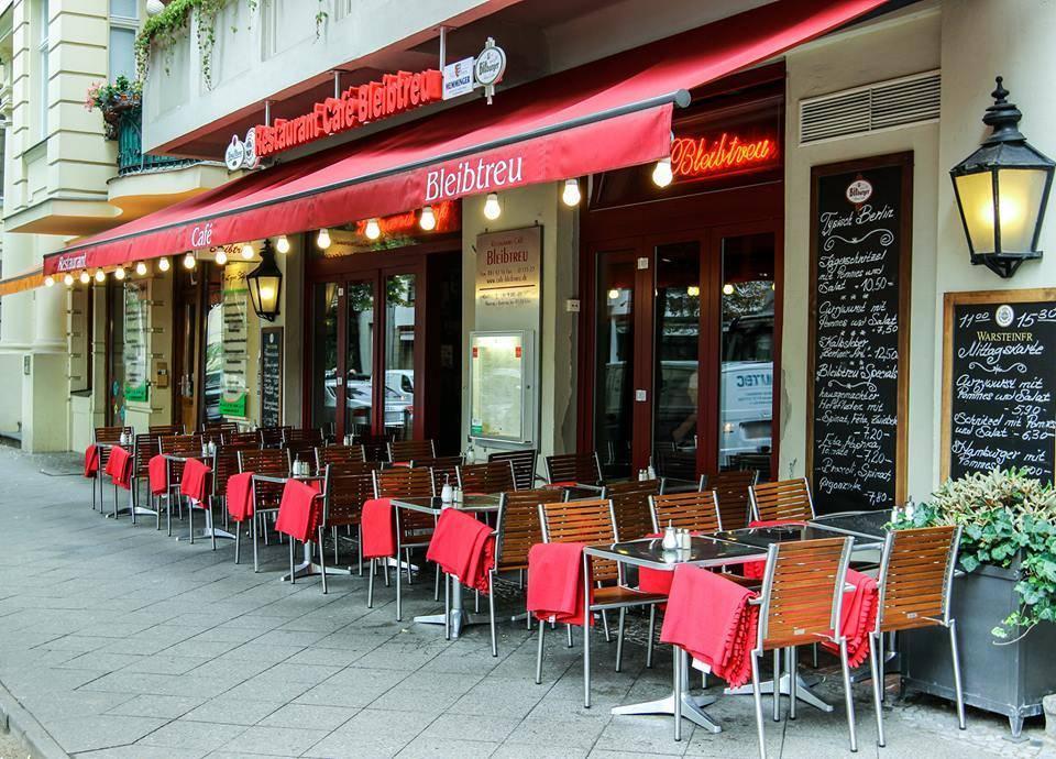 Где поесть в берлине?