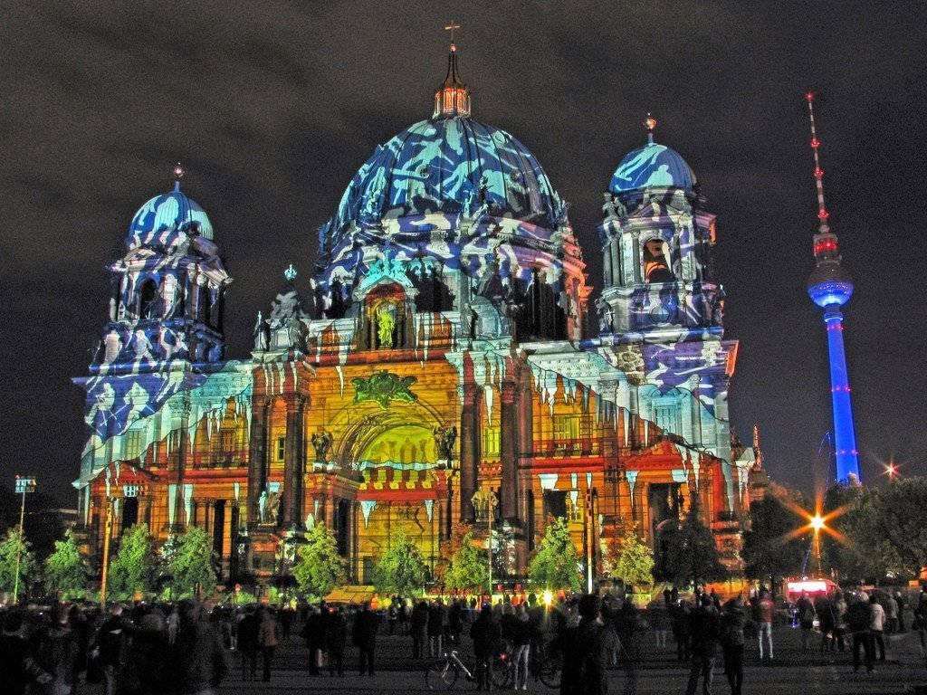 Храмы, соборы и мечети гамбурга: обзор