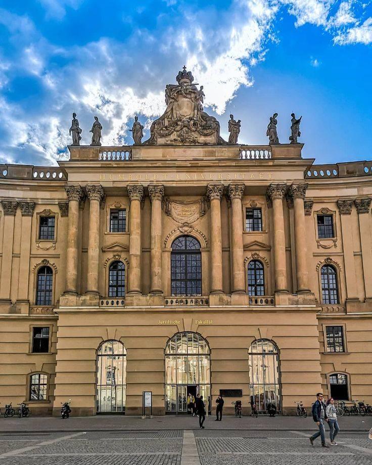 Университеты берлина, зачисляем в вузы берлина