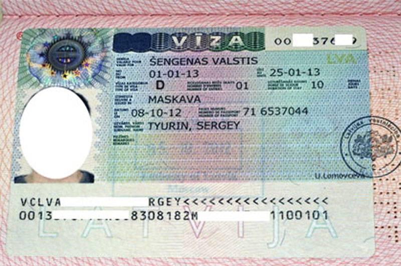 Оформление визы в латвию для россиян - документы и стоимость