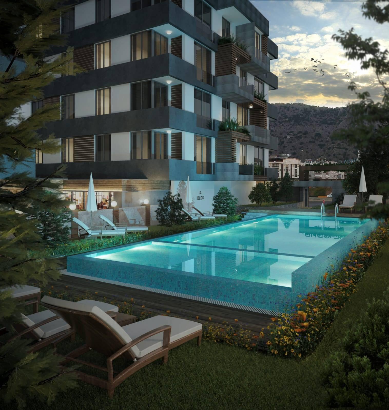 Купить квартиру, апартаменты в турции на берегу моря недорого | turk.estate