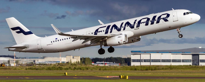 """Вход в раздел """"управление бронированием""""   finnair"""