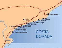 Регион коста-дорада в испании на карте: погода, достопримечательности, отзывы туристов о пляжах и море — barcelona realty group