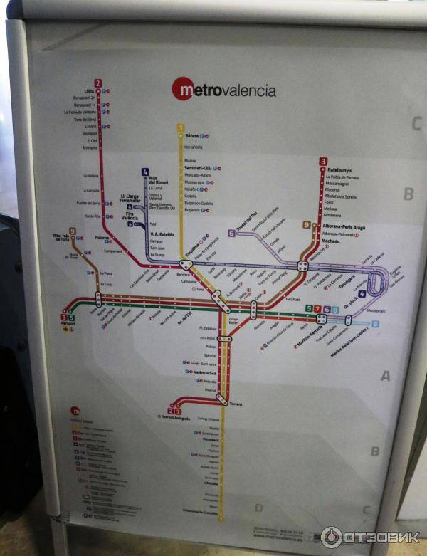 Город валенсия испания - где находится, как добраться, чем заняться в валенсии