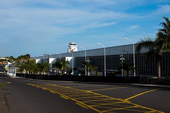 Как добраться из аэропорта гран канария до городов острова