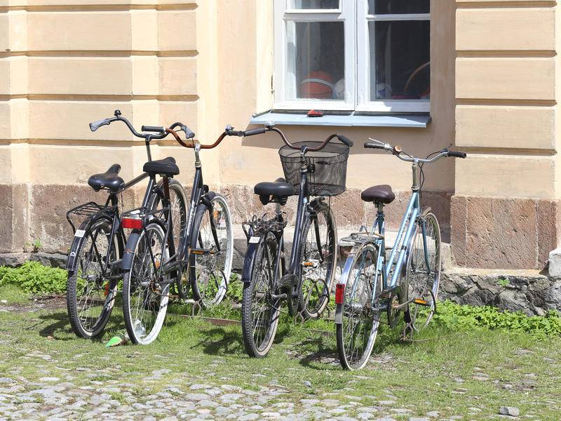 Как устроена велосипедная инфраструктура в финляндии
