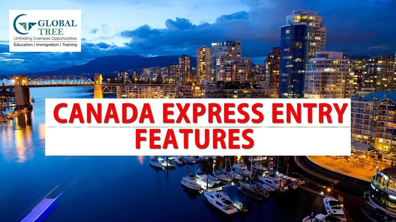 Иммиграция в канаду по express entry в 2021 году