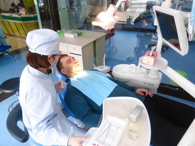 Лечение зубов в китае: протезирование, имплантация, отзывы