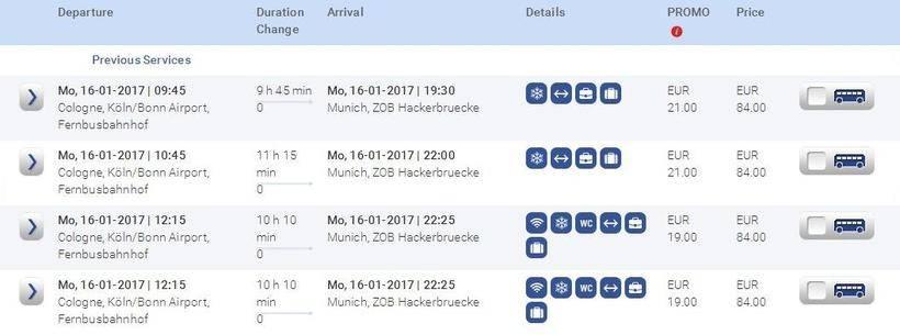 Как добраться от кельна в мюнхен: обзор всех возможных вариантов