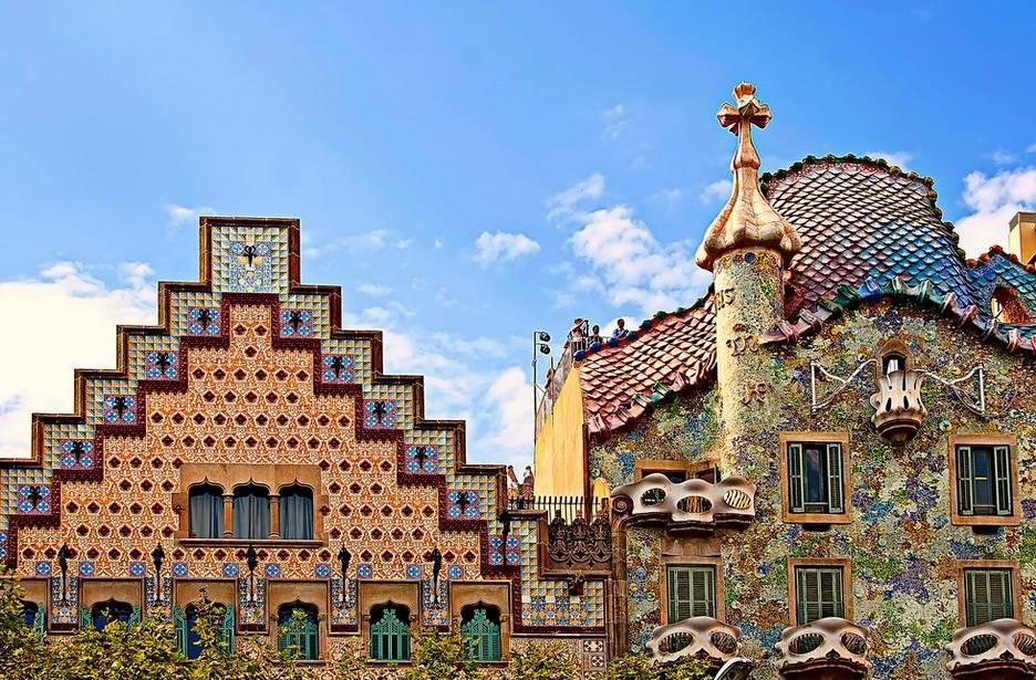 Дом бальо в барселоне (антонио гауди) — фото и отзывы, экскурсии, время работы, адрес и цены на билеты