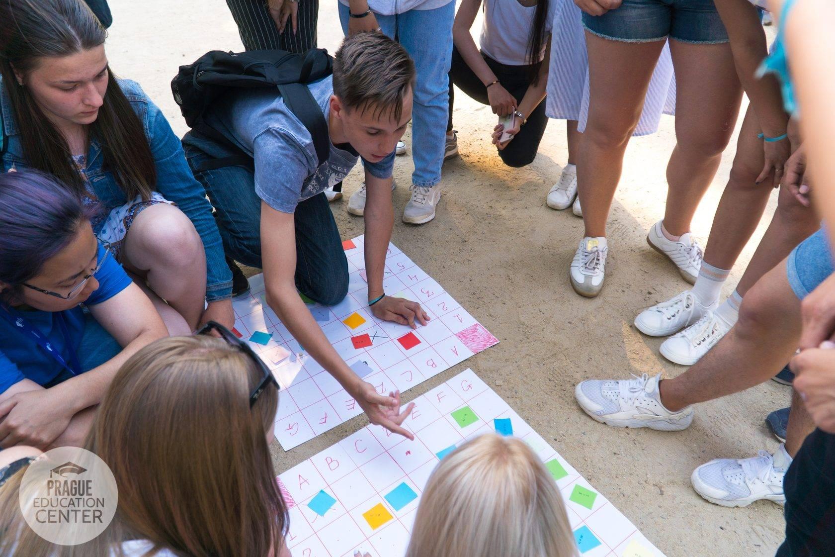 Языковые лагеря для детей в чехии для детей 10 лет  2021 - купить путевку, бронирование бесплатно