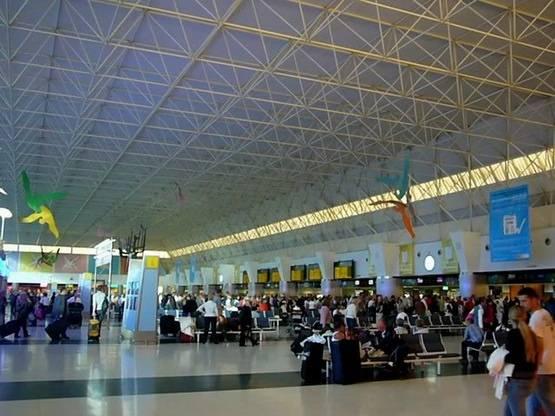 Аэропорт лас-пальмас-де-гран-канария - las palmas de gran canaria airport