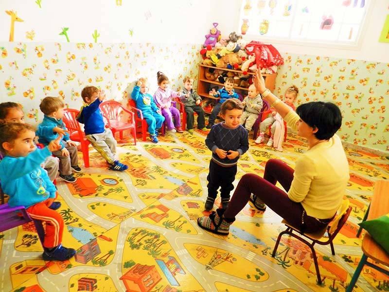 Изучение и перспективы реализации опыта российских дошкольных учреждений в практике работы детских садов бедуинского сектора израиля (на примере г. рахат)