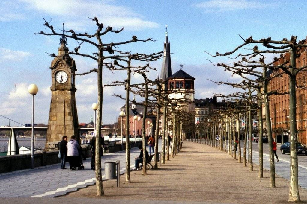 Что посмотреть в дюссельдорфе за 1 день – 20 самых интересных мест