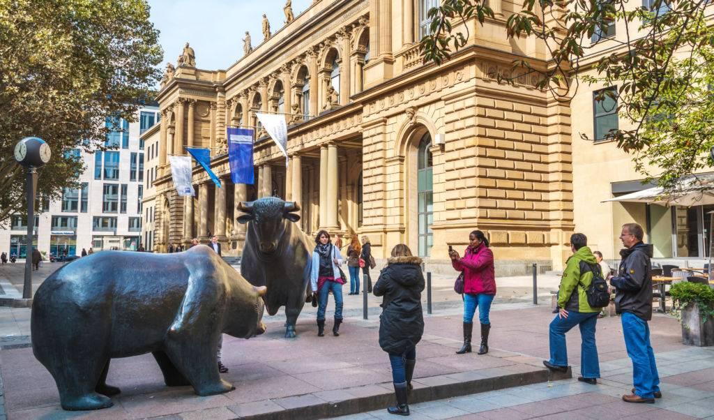 Франкфуртская фондовая биржа: история, работа