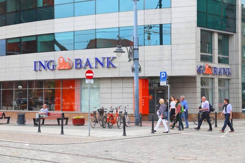 Ing bank group eurasia в москве: официальный сайт